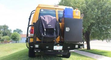 Ford 4×4 Vans FB